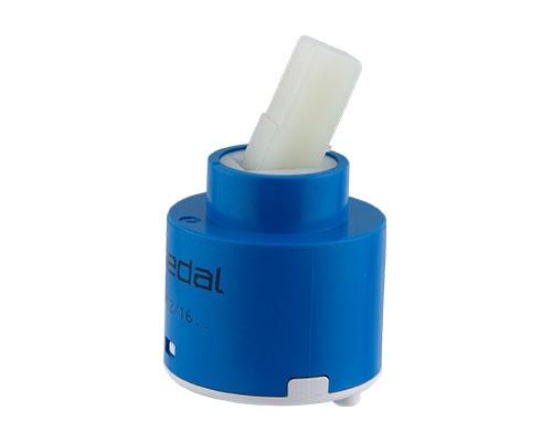 Mecanismo Monocomando 35mm Baixa Pressão para uso nos modelos 44401/44411
