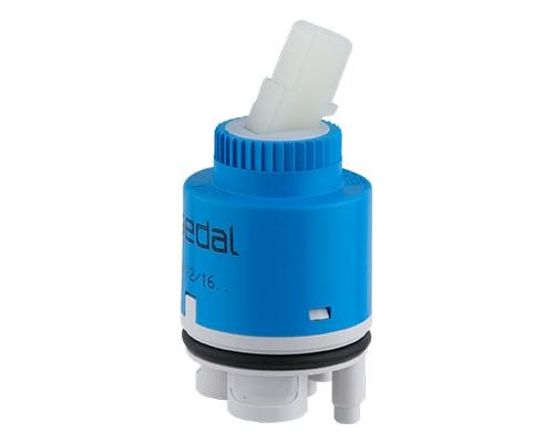 16062 - Mecanismo Monocomando 35mm Baixa Pressão para uso nos modelos 45111/45333/45444
