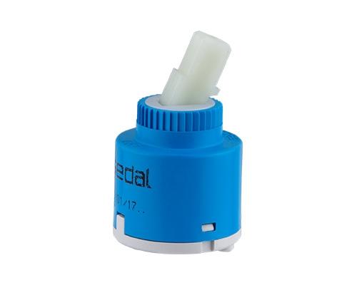 16060 - Mecanismo Monocomando 35mm Baixa Pressão para uso nos modelos 46111/46444/46222/45222/43312/43313/44222