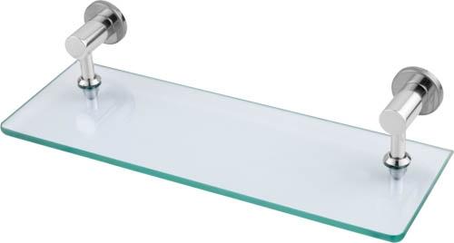 6500 - Porta Shampoo Encanto em Alumínio Anodizado