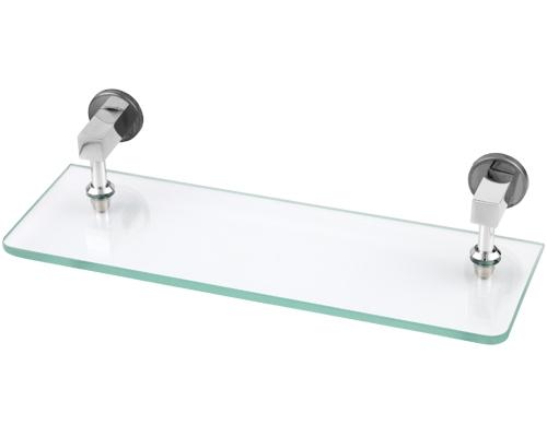 6600 - Porta Shampoo Essência em Alumínio Anodizado