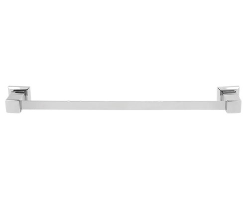 76001 - Porta Toalha Quadratta em Aço Inox